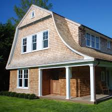 Gambrel Style House by Hamptons Architect Bruce A T Siska Architect East Hampton Ny