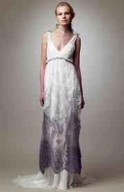 dip dye wedding dress 15 gorgeous dip dye wedding dresses to get inspired