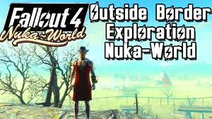 Fallout 3 Interactive Map by Fallout 4 Nuka World Outside Accessible Map Exploration Beyond