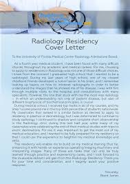 cover letter for residency improve your writing skill by checking out this radiology