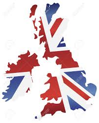 union jack clipart great britain flag pencil and in color union