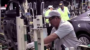 lexus official website malaysia lexus es production comes to kentucky youtube