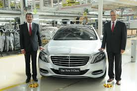 mercedes a class 2014 price 2014 mercedes s class indian assembly begins 20l price cut