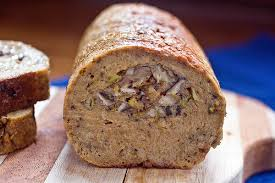 seitan roast stuffed with shiitakes and leeks isa chandra moskowitz