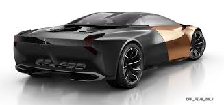 peugeot new sports car concept flashback 2012 peugeot onyx is mixed media hypercar delight