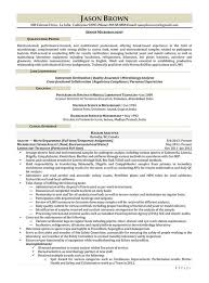 Microbiologist Resume Sample by Science And Research Resume Examples