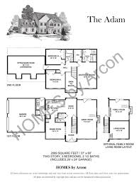 Bi Level Floor Plans With Attached Garage by Arcon Group Inc Specializes In Modular Construction