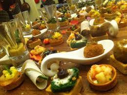 food canapes savoury canapés dessert canapés canapé receptions