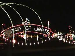 Fantasy Of Lights Los Gatos Christmas Lights Vasona Park Festival Of Lights Part 1 Youtube