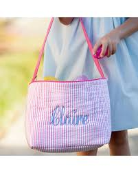 easter buckets amazing deal on monogram easter baskets easter buckets kids baskets