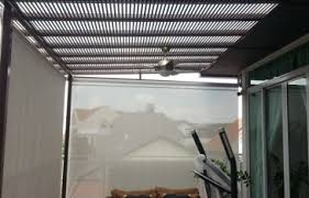 Outdoor Rolling Blinds Outdoor Roller Blinds Singapore Elite Deco