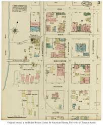 Map Of Downtown Dallas by