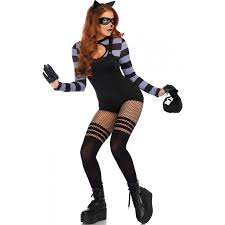 Kitty Cat Halloween Costumes Kids by Kitty Cat Burglar Womens Costume Cosplay Halloween Costume