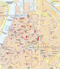 Brussels Metro Map by Antwerpen Map Detailed City And Metro Maps Of Antwerpen For