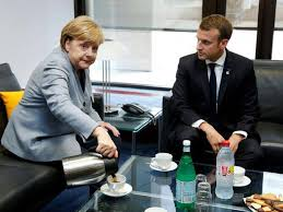 emmanuel macron has emerged as de facto head of the eu u2013 and