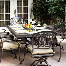 Iron Patio Dining Set Patio Ideas Traditional Garden Furniture Traditional Wrought
