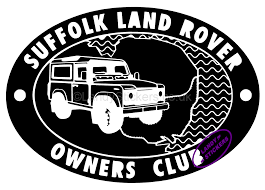 land rover logo suffolk land rovers owners club logo landy stickers
