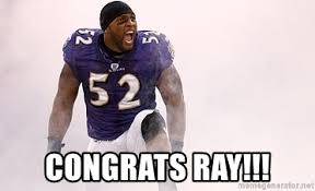 Ray Lewis Memes - congrats ray ray lewis meme generator