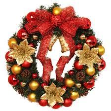 online get cheap modern christmas wreaths aliexpress com