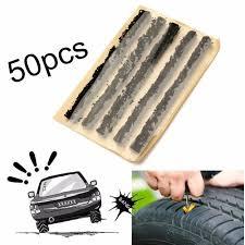 pneu sans chambre a air tempsa 50pcs bande de pneu sans chambre a air tubeless réparation