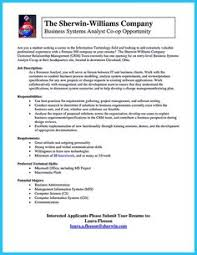 Business Analyst Job Resume by Nice The Perfect College Resume Template To Get A Job Resume