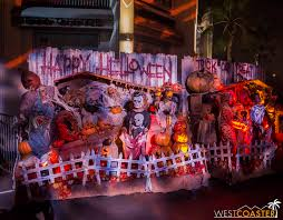 halloween aesthetic universal studios halloween horror nights 2017 scare zones and