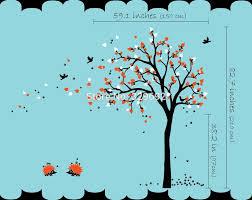 Stickers Arbre Pour Chambre Bebe by Vinyle D U0026eacute Calcomanies Oiseaux Achetez Des Lots à Petit Prix