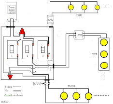 interesting how to wire three switches on one circuit u2013 electrical
