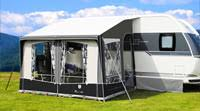 Trio Awnings Caravan Porch Awnings Standard Lightweight And Inflatable