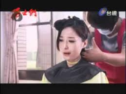 hairstyles for female army soldiers chinese women military haircut youtube