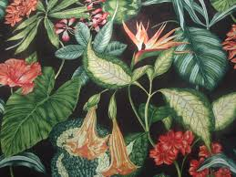 Tropical Beach Shower Curtains by Vintage Tropical Shower Curtain U2013 Home Design And Decor