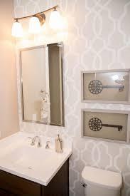 Best 25 Silver Bathroom Ideas by Wallpaper Ideas For Bathroom Aloin Info Aloin Info
