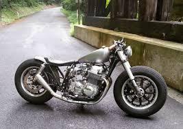honda cb750 honda cb750 bratstyle by mark alderfer u2013 bikebound