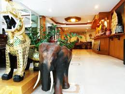 best price on thai city palace hotel in pattaya reviews