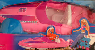 blue barbie jeep barbie pearl beach jeep sun wheeler u0026 speedboat 1996 rare