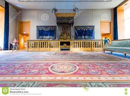 napoleon iii u0027s bedroom at louvre museum editorial stock image