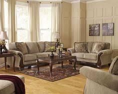 Burgundy Living Room Set Weslynn Place Burgundy Polyurethane Living Room Set Living Room