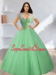 fifteen dresses beading and rolling flowers 2015 watermelon sweet fifteen