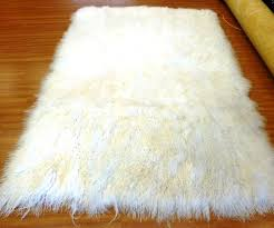 Area Rugs White How To Keep Your Wonderful Fluffy Rugs Ikea Emilie Carpet