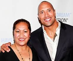 the biography of dwayne johnson dwayne johnson parents sister wife daughter names pictures family