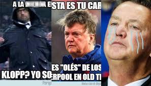 Liverpool Memes - manchester united vs liverpool memes destrozan a louis van gaal