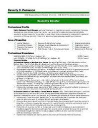 executive director resume executive director resume resume templates