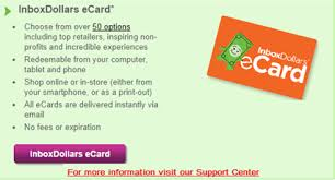 e card how do i request an inboxdollars ecard inboxdollars