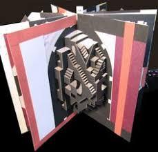 Ingrid Siliakus Detailed Paper Architecture By Dutch Artist Ingrid Siliakus Art