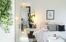 casual home decor and tips to style your home for visual comfort