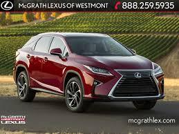 lexus rx for sale 2016 lexus rx 350 for sale near westmont il