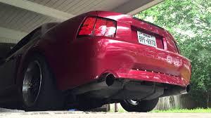 99 04 mustang exhaust 99 04 mustang gt bassani catback exhaust bbk headers
