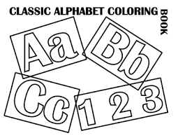 wikijunior classic alphabet coloring book wikibooks open books