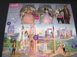 amazon barbie princess pauper royal musical kingdom