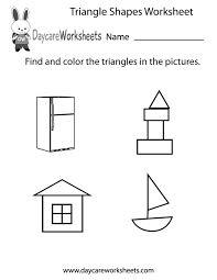 shapes worksheets wallpapercraft drawing worksheet kindergarten sh